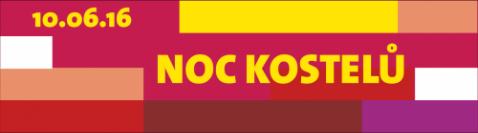 Noc kostelů - banner